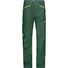 Norrøna Falketind Flex1 Pantalon Homme, jungle green